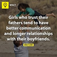 girls who trust their fathers
