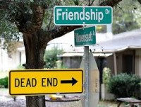 friendship dead end