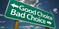 good choice bad choice